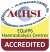 ACHSI EQu IP6 Haemodialysis Accredited